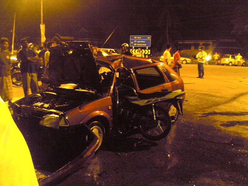 Accident Happened on 23 May 2007 20070523015