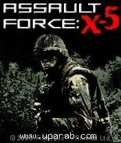 Nokia S60 : Assault Force X5 AFX5