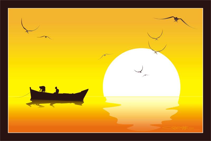 Tutorial2 Desain Gw Sunset