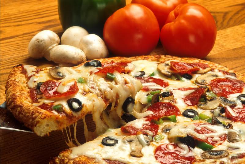 [Giới thiệu] Ẩm thực Mỹ Pizza
