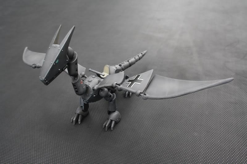 Dragon Rider a Stikfas Custom Pics335
