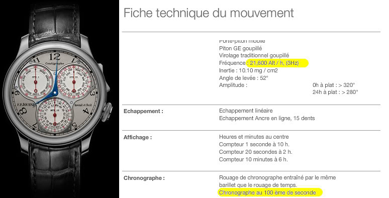 vacheron - SIHH Vacheron-Constantin: Twin Beat - Page 4 Journe100me