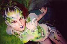 Passionné de Maquillage Artistique Vigne-4Jessy