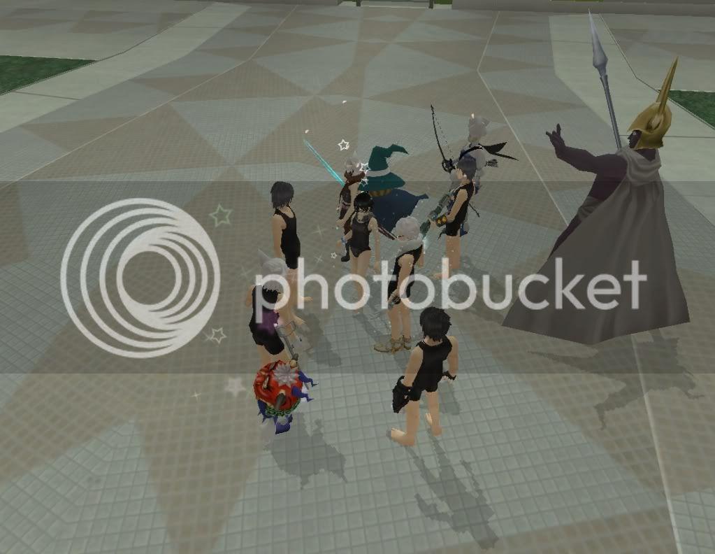 Impromptu Event: Clan Strip Dice :B 20110114_0415_58