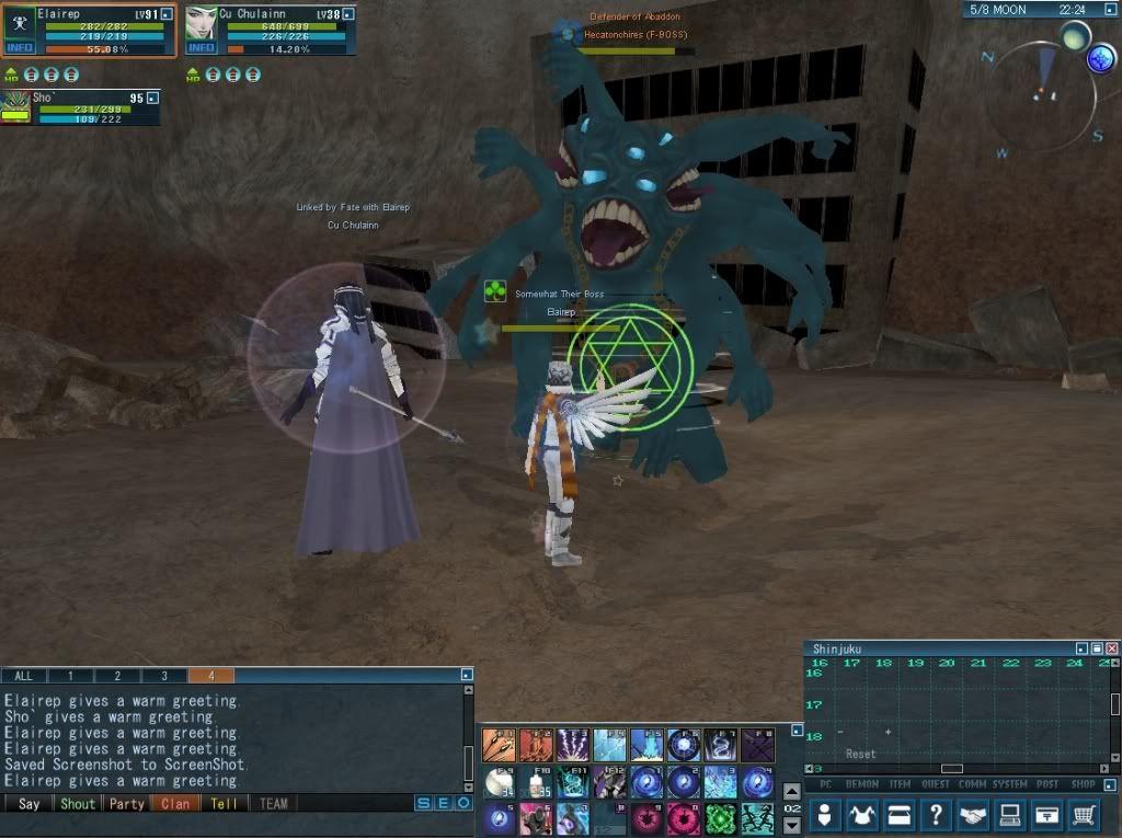 SCAVENGER HUNT-EVENT!! :3  20110310_2132_45