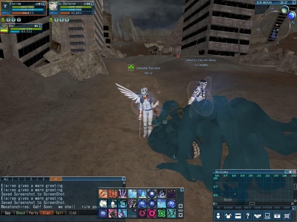SCAVENGER HUNT-EVENT!! :3  20110310_2135_11