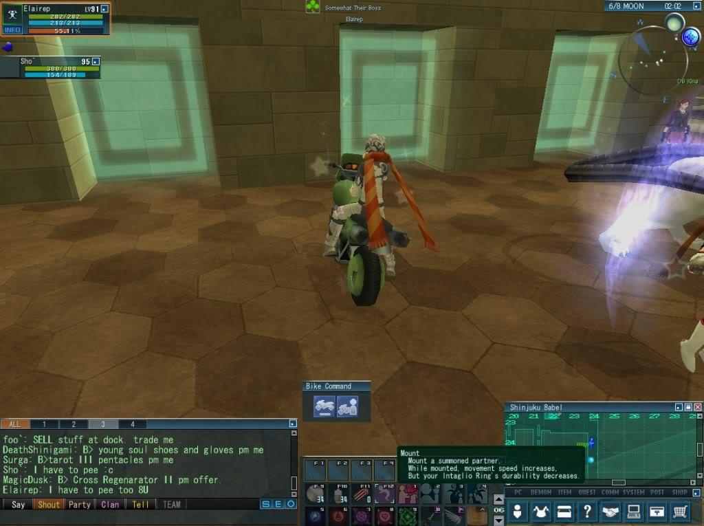SCAVENGER HUNT-EVENT!! :3  20110310_2140_01