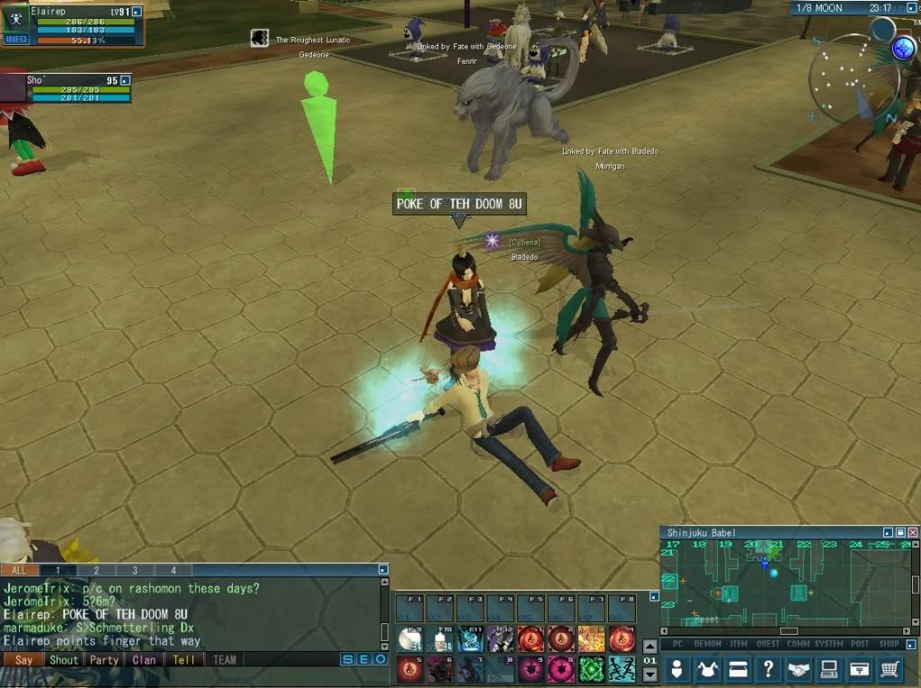 SCAVENGER HUNT-EVENT!! :3  20110315_2134_31