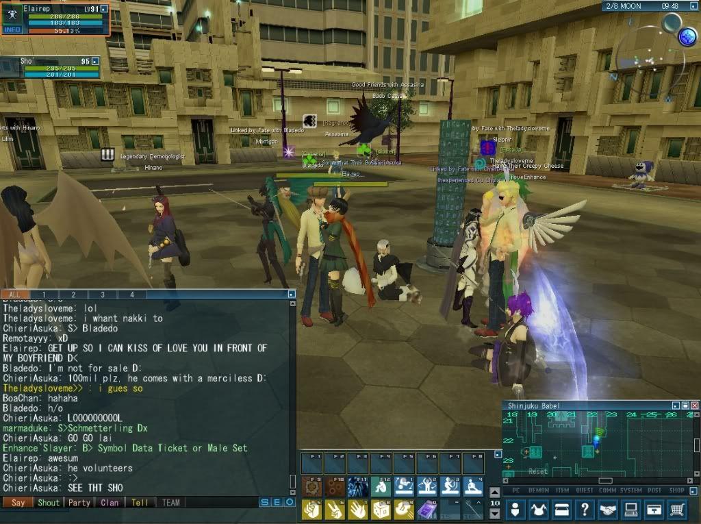 SCAVENGER HUNT-EVENT!! :3  20110315_2155_33