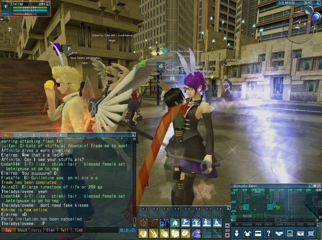 SCAVENGER HUNT-EVENT!! :3  20110315_2217_52
