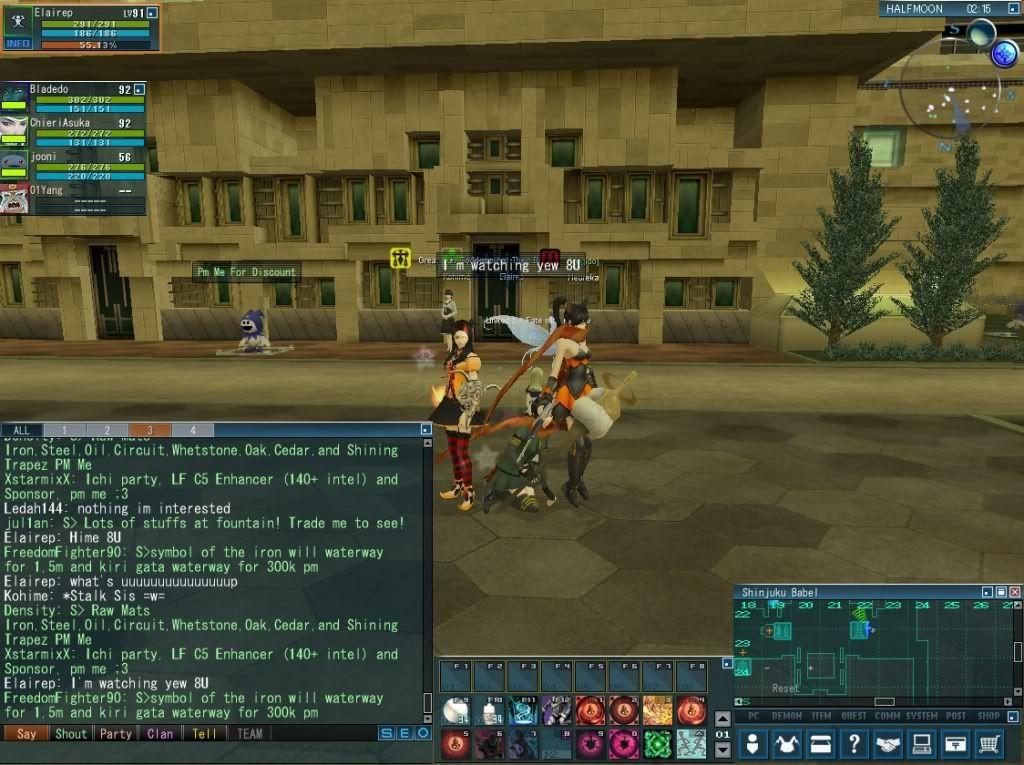 SCAVENGER HUNT-EVENT!! :3  20110315_2228_27