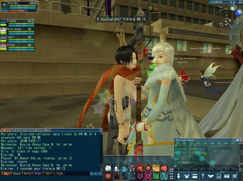 SCAVENGER HUNT-EVENT!! :3  20110315_2338_26