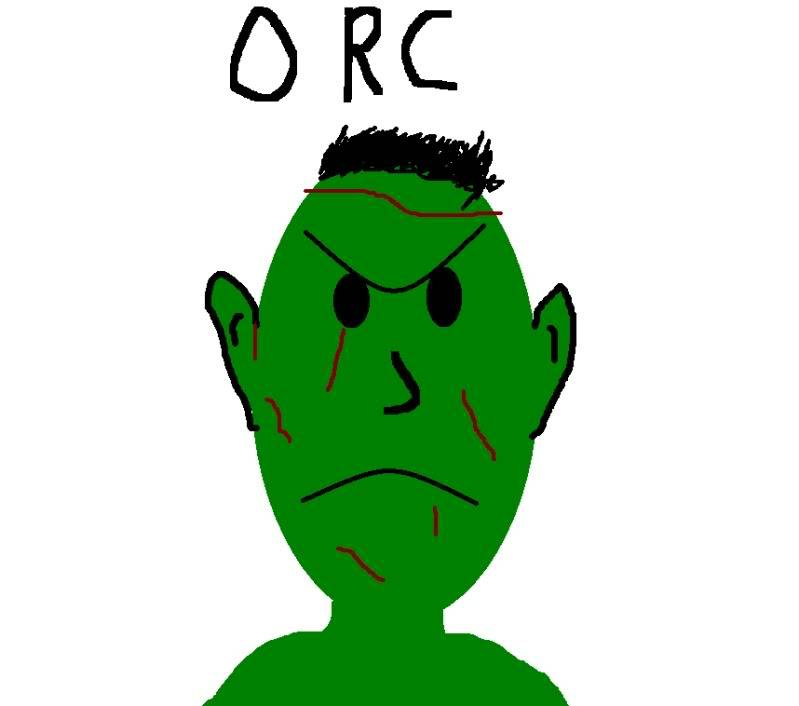 BIRTH October Contest! Orc