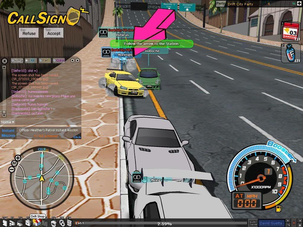 DarkCity savent rouler mais pas se garer ... SR_071010_190513