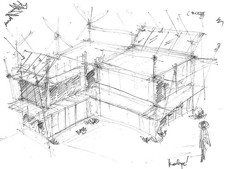 kurdaps!: Bahay Kubo of the Future Design Competition - Page 2 Sketch001