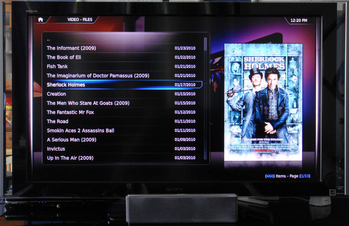 The Best Media Player - Silent, Standalone, and under a grand! DSC09551
