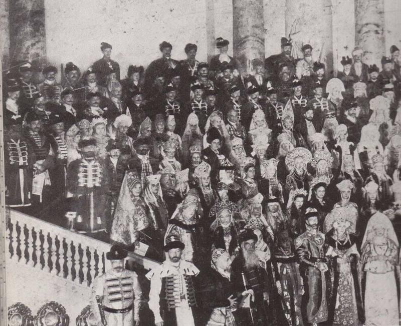 Gran Baile de 1903 1903-1