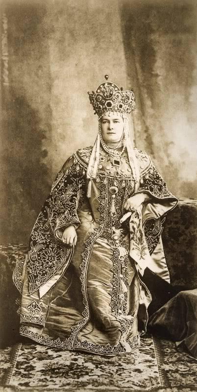 Gran Baile de 1903 Maria