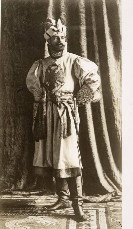Gran Baile de 1903 Sandro