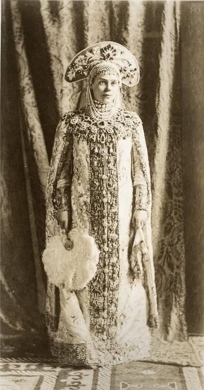Gran Baile de 1903 Xenia
