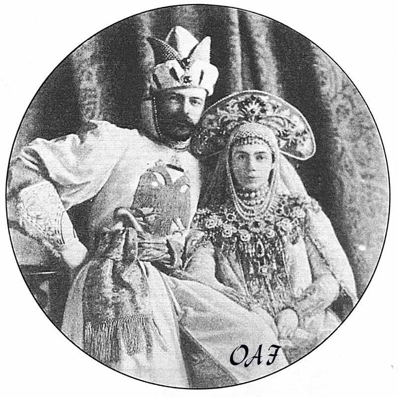 Gran Baile de 1903 Xeniasandro