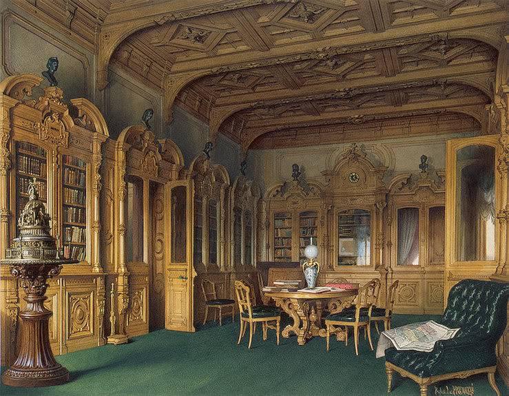 Palacios de la nobleza Library