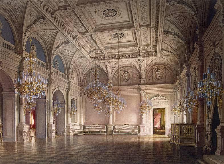 Palacios de la nobleza Ballroom