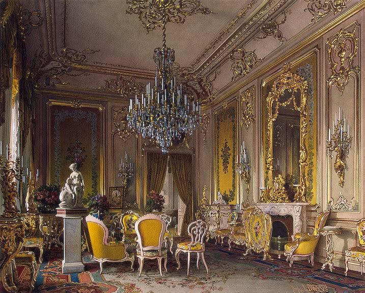 Palacios de la nobleza Drawingroom