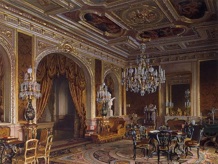 Palacios de la nobleza Mainstudy