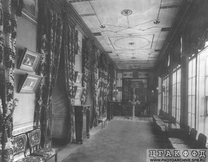 Palacios de la nobleza Corridor
