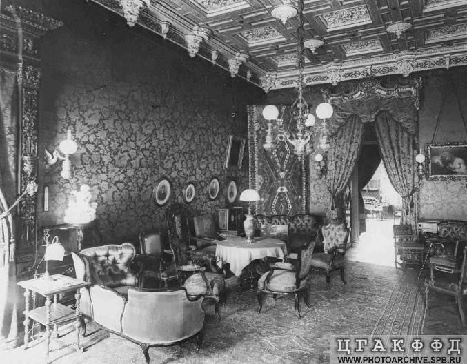 Palacios de la nobleza Boudoir