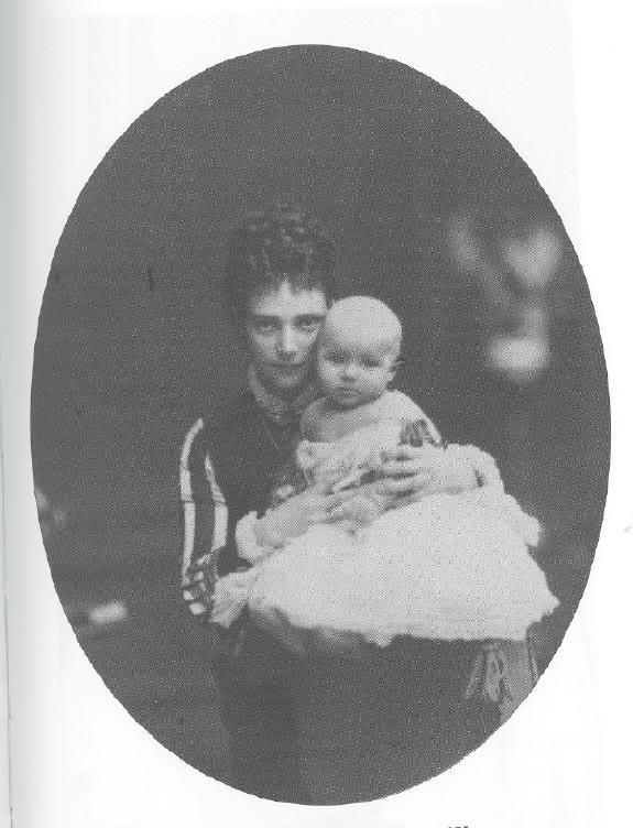 Grandes duques y G. Duquesas: Jorge, Xenia y Olga - Página 2 DagmarXenia1875