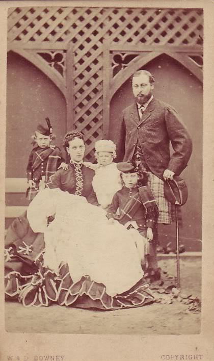 Alejandra y Eduardo VII - Página 7 EdwardFamily
