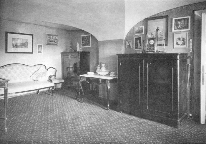 Los palacios de los Romanovs Xeniabedroom