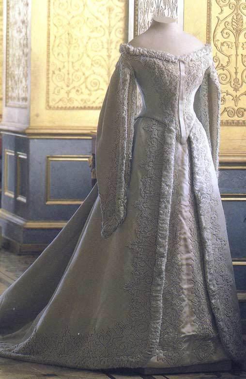 Vestido oficial de los Romanovs AlixsDress