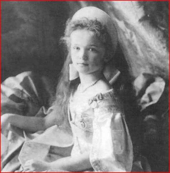 Vestido oficial de los Romanovs Granddolgan
