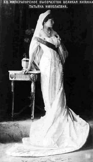 Vestido oficial de los Romanovs Tatiana3bis