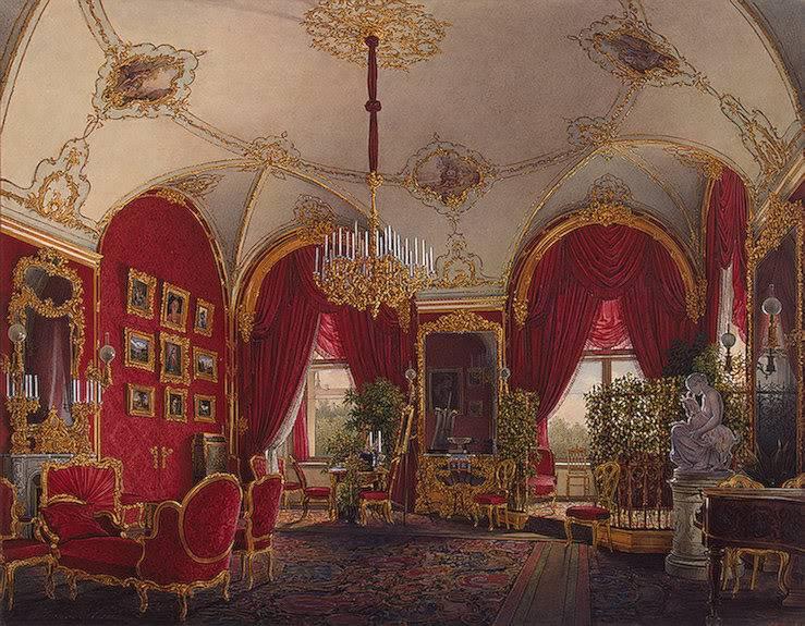 Los palacios de los Romanovs A0CGY6KWVNZC4PH23