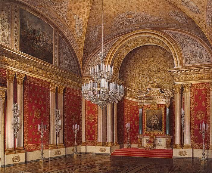 Los palacios de los Romanovs MZSOFVGCZV0KI53