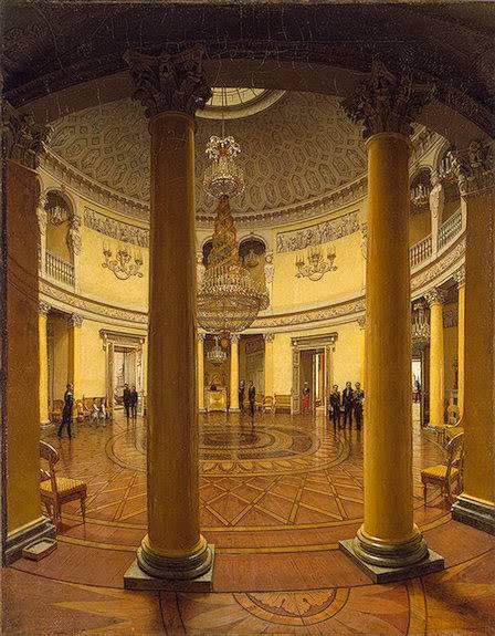 Los palacios de los Romanovs Rotunda