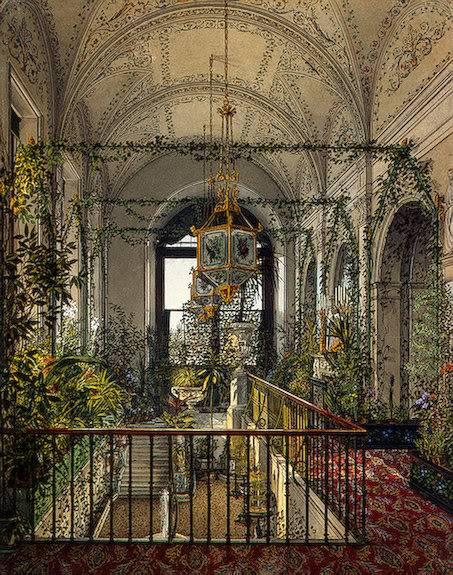 Los palacios de los Romanovs SmallWinterGardenofEmpressAlexandra