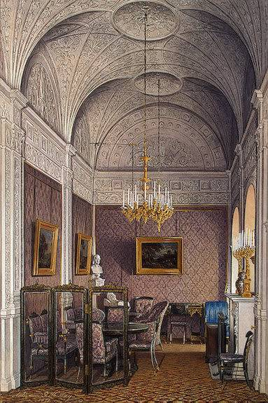 Los palacios de los Romanovs TheBoudoir