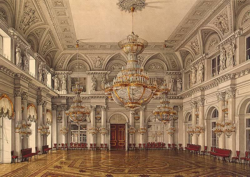 Los palacios de los Romanovs TheConcertHall