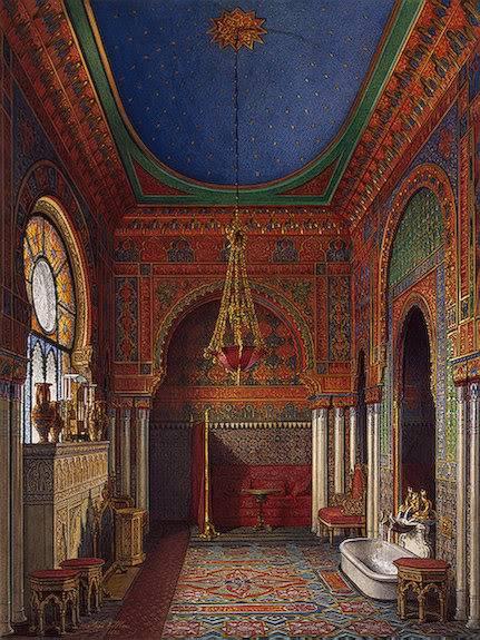 Los palacios de los Romanovs Bathroom