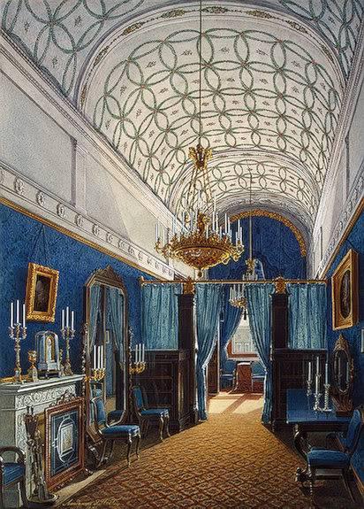 Los palacios de los Romanovs Dressingroom