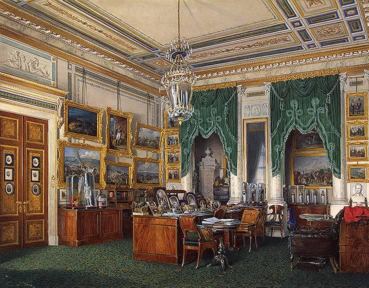 Los palacios de los Romanovs StudyalexanderII