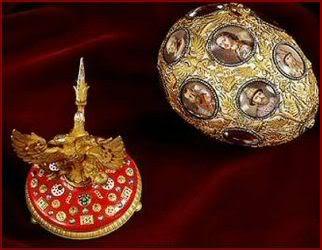 Huevo de Fabergé Egg3