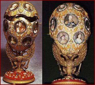 Huevo de Fabergé Eggpic