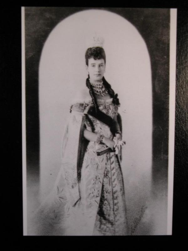 Vestido oficial de los Romanovs Ks1193
