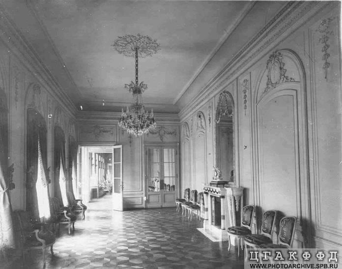 Palacios de la nobleza Hall